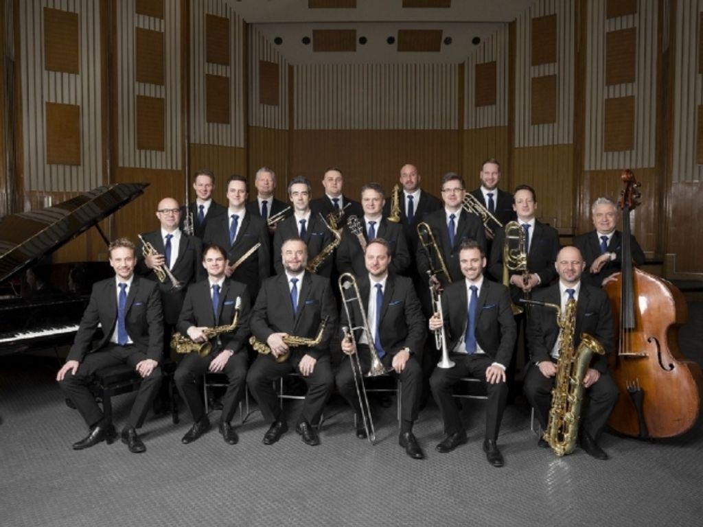 A Budapest Jazz Orchestra szilveszteri koncertje