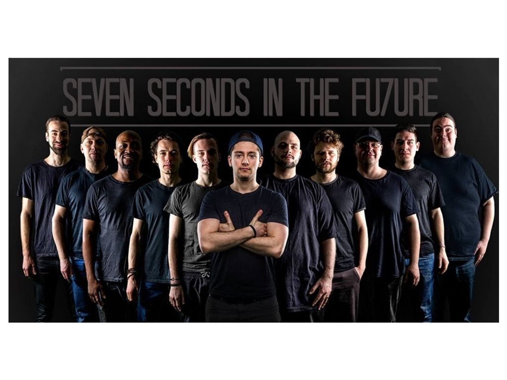 Jam Masters by Seven Seconds In The Future