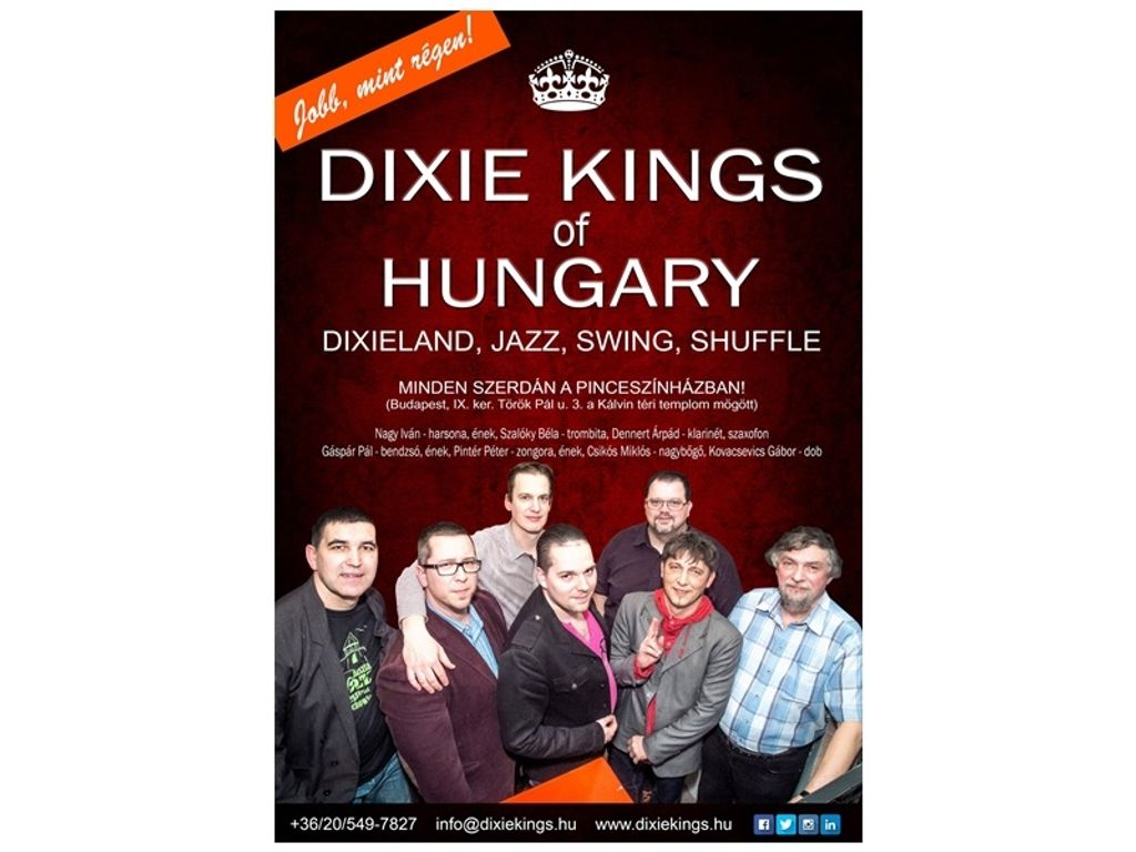Dixie Kings of Hungary