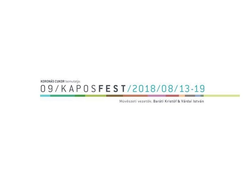Kaposfest 2018