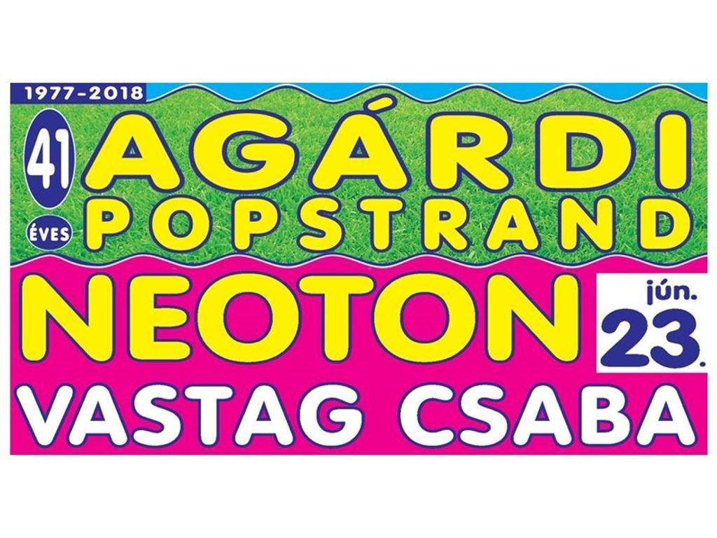 Agárdi Popstrand 2018 -...