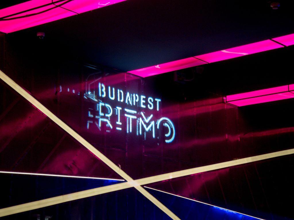Budapest Ritmo BÉRLET - 2018. október 5-7. / CAFe 2018