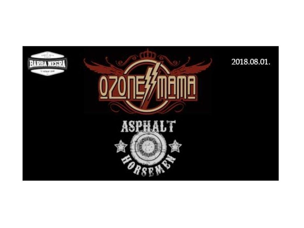 Ozone Mama   Asphalt Horsemen