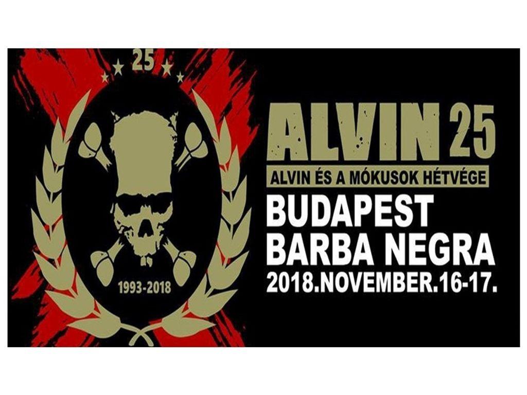 Alvin 25 - 11/17