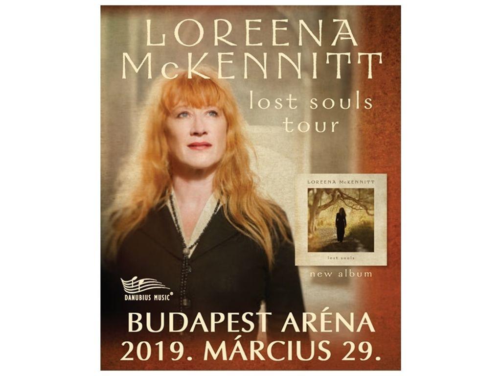 Loreena McKennitt koncert