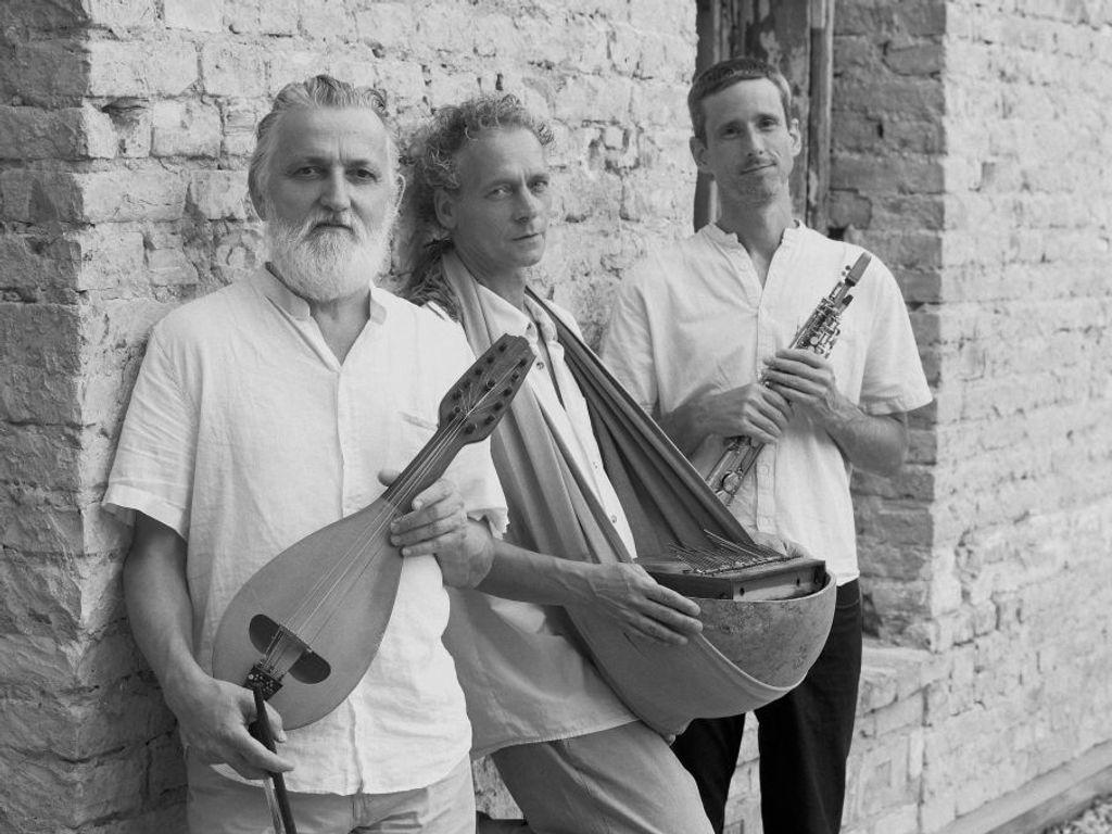 Trio Squelini & David Boato (H/I)