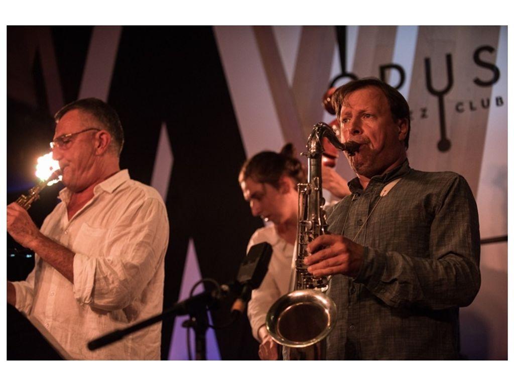 Dresch Quartet, vendég: Chris Potter (USA)