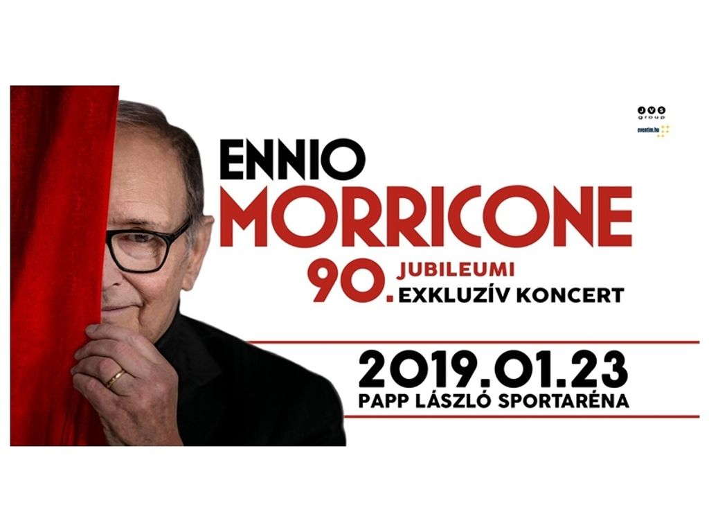 Ennio Morricone - 90th Celebration Concert Budapest