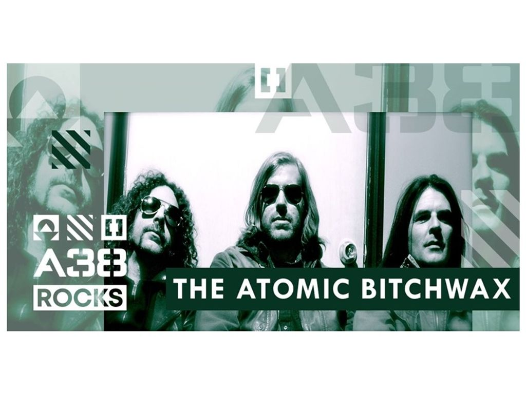 The Atomic Bitchwax /A38 Hajó/
