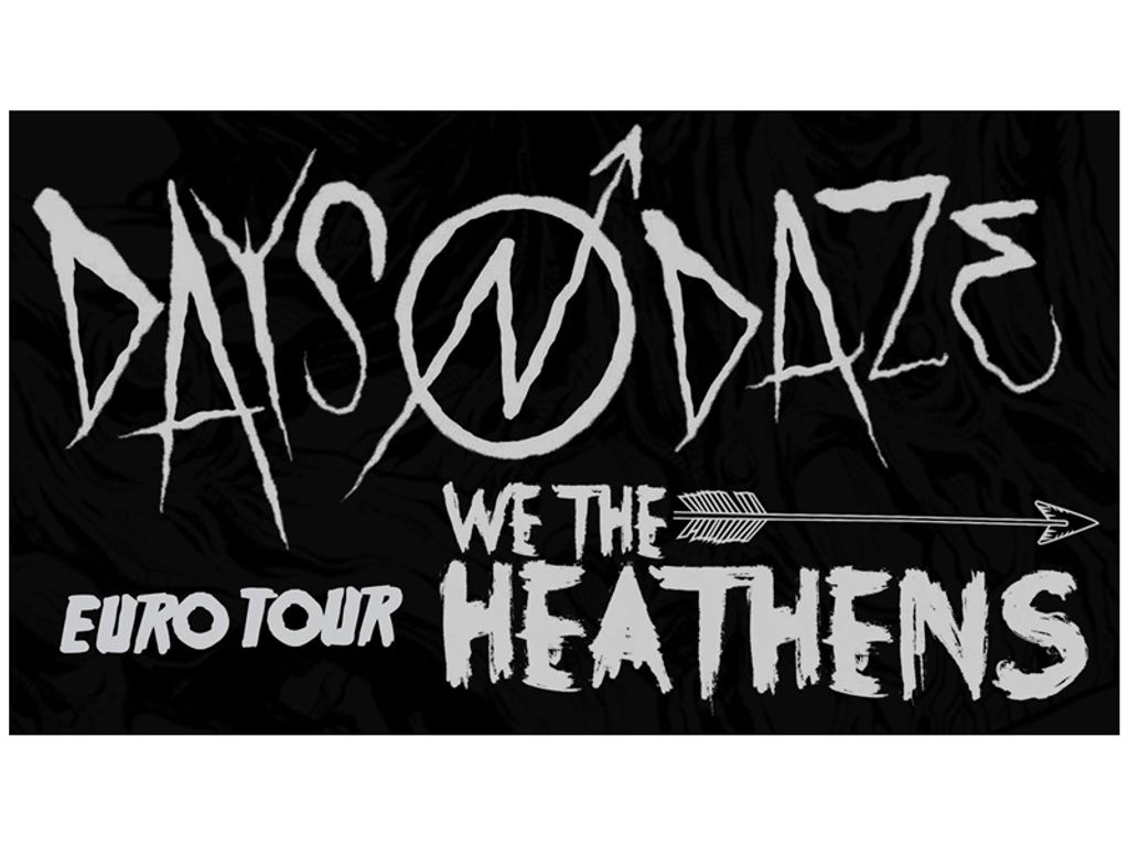 Days N Daze /US/, We The Heathens /US/, LAB, Borhi Dani akusztik