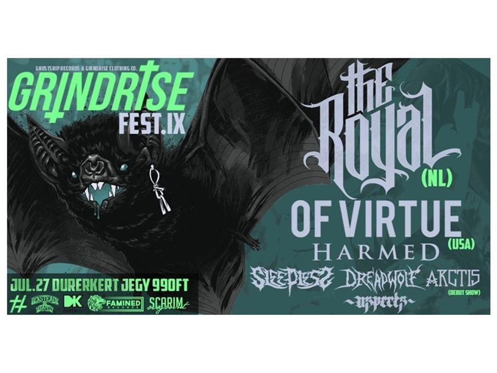 Grindrise Fest 9