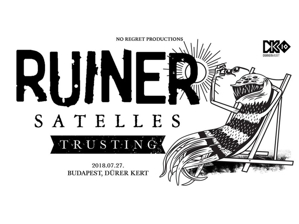 Ruiner /US/, Satelles,...