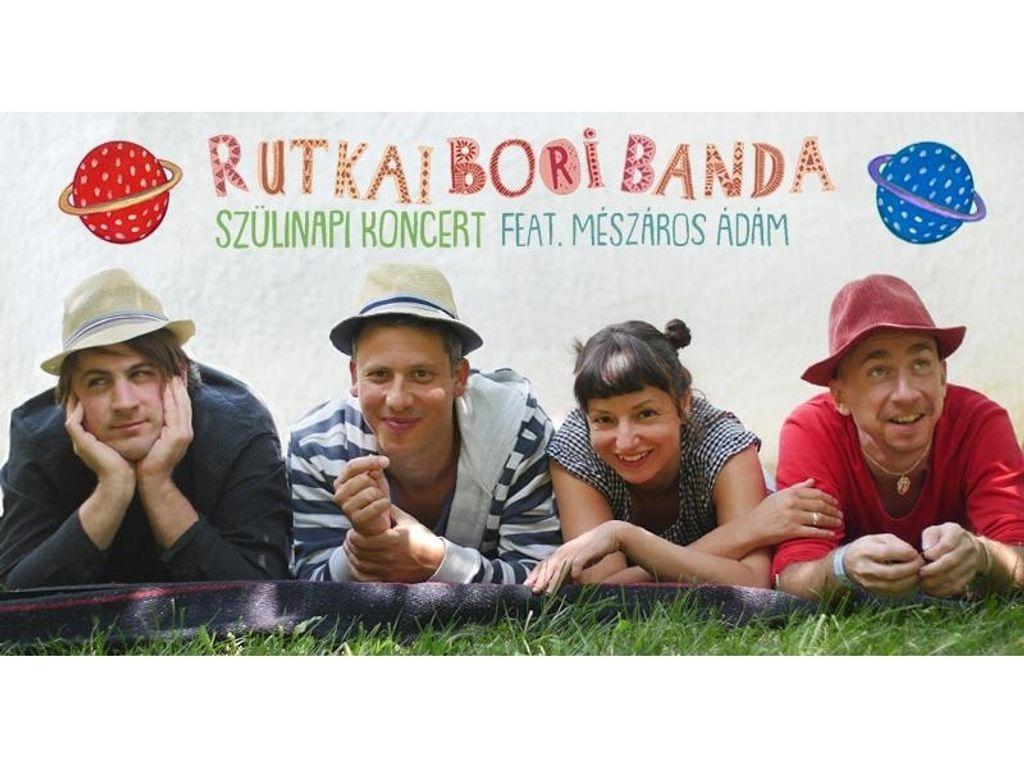 Gyerekkoncertek a Kobuciban // Rutkai Bori Banda