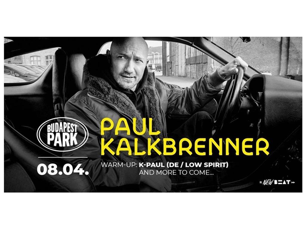 Paul Kalkbrenner, vendég:...
