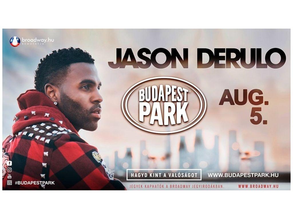 Jason Derulo - Budapest Park