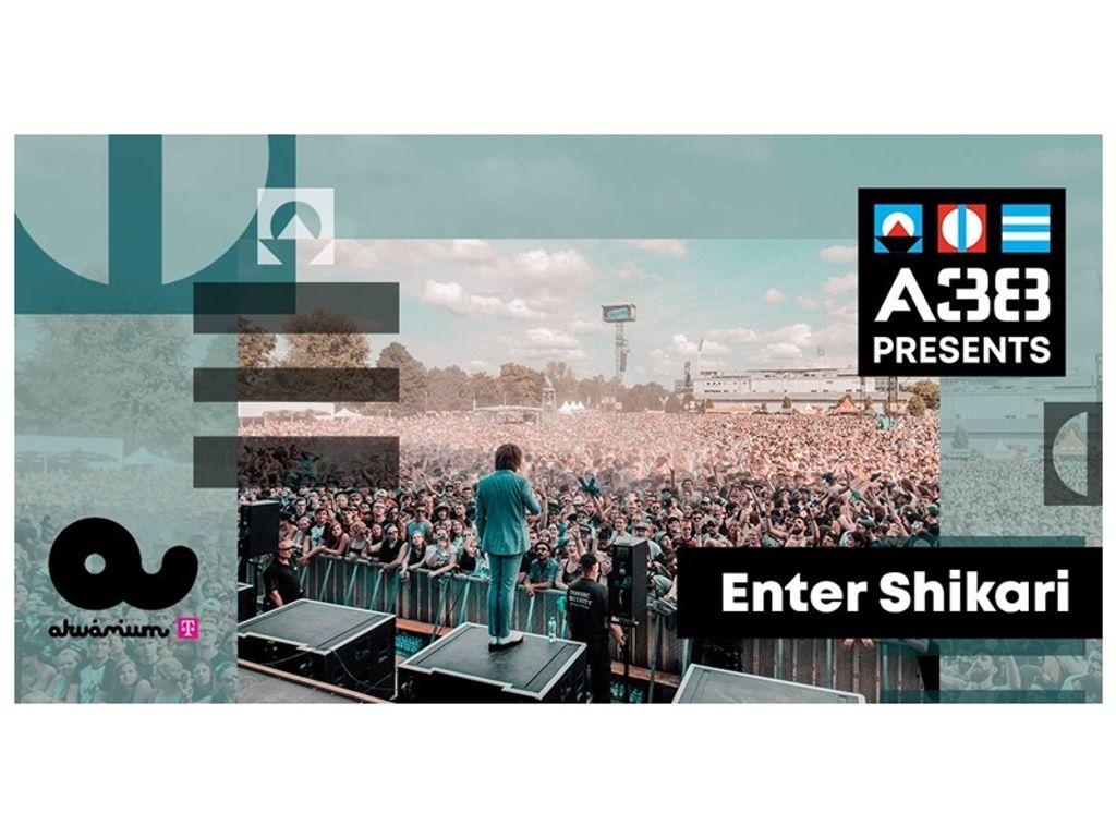 Az A38 Hajó bemutatja: Enter Shikari