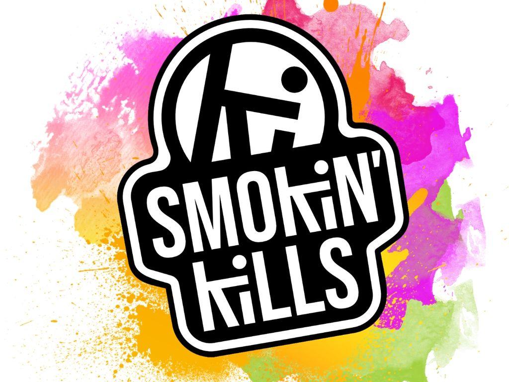 Smokin'Kills // AnalSushi // Elvi Kérdés? koncert a Trafikban