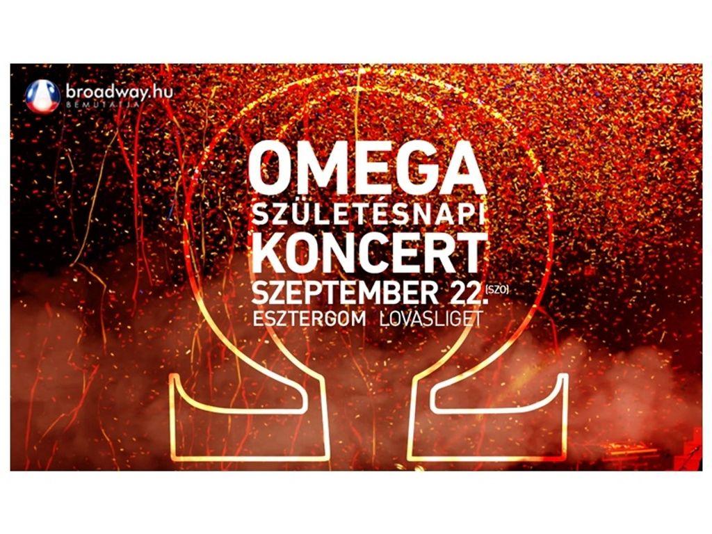 Születésnapi Nagy Omega  Koncert