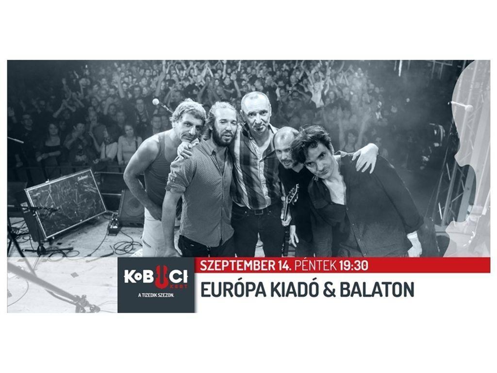 Európa Kiadó & Balaton /...