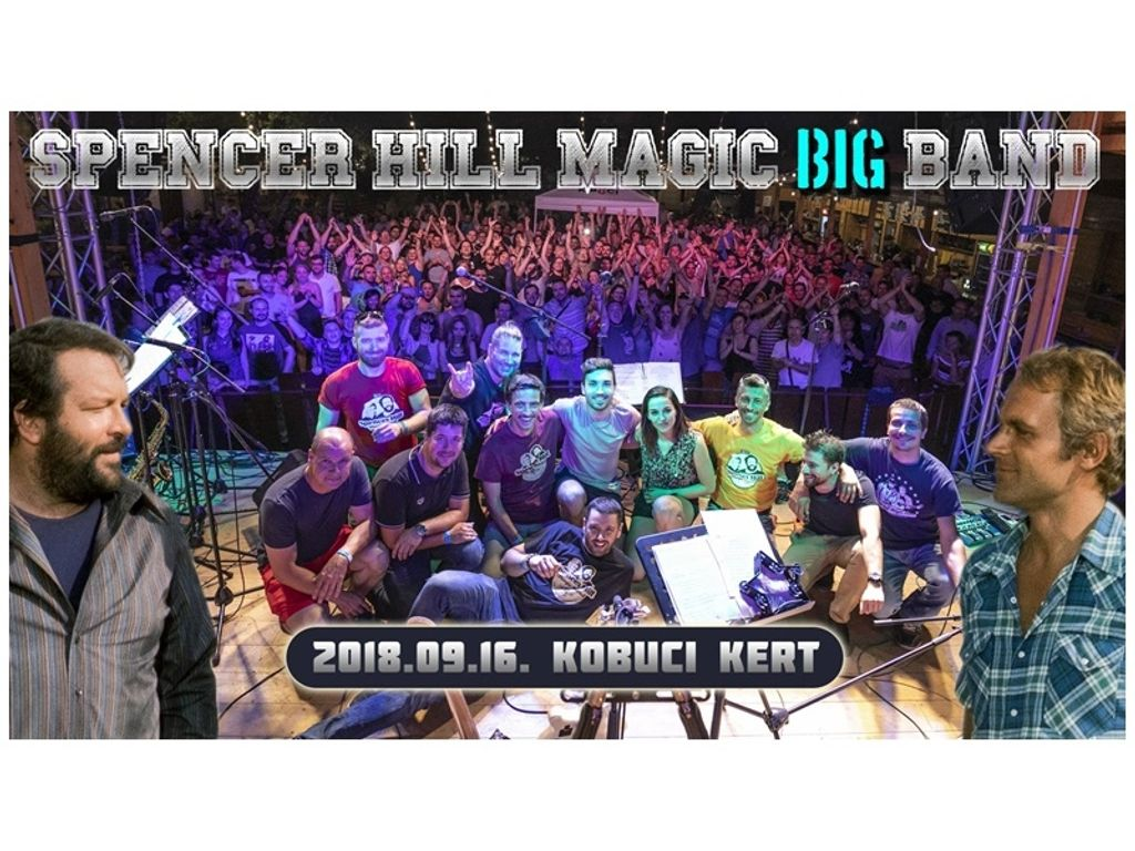 Spencer Hill Magic Band //...