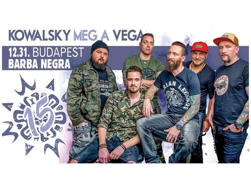 Kowalsky meg a Vega - Barba Negra Szilveszter
