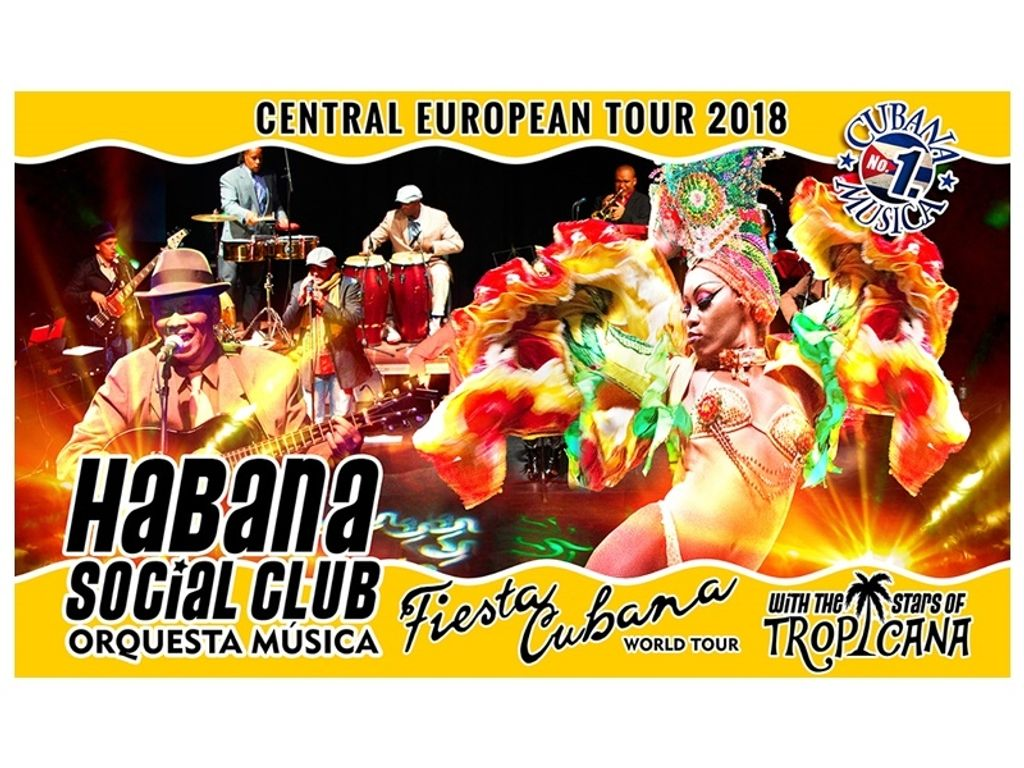 HABANA SOCIAL CLUB with the Stars of TROPICANA
