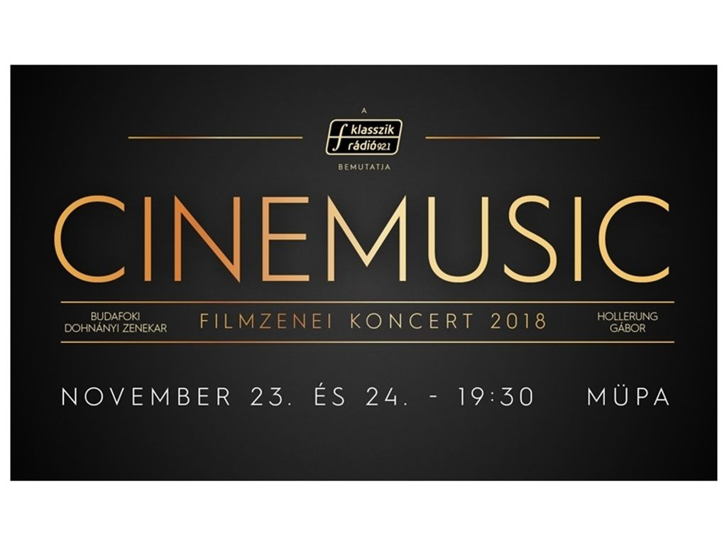 Cinemusic 2018