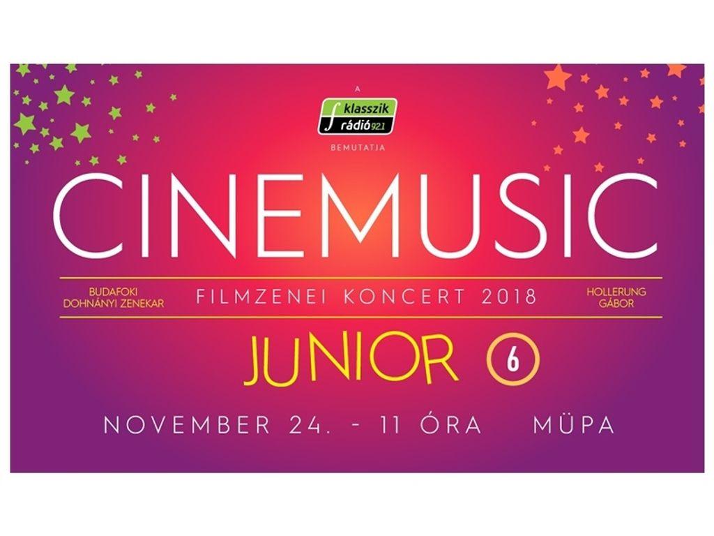 Cinemusic 2018 JUNIOR