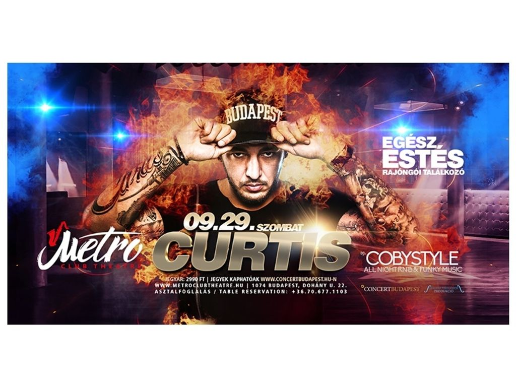 Curtis / Cobi Style RNB&Funky Party