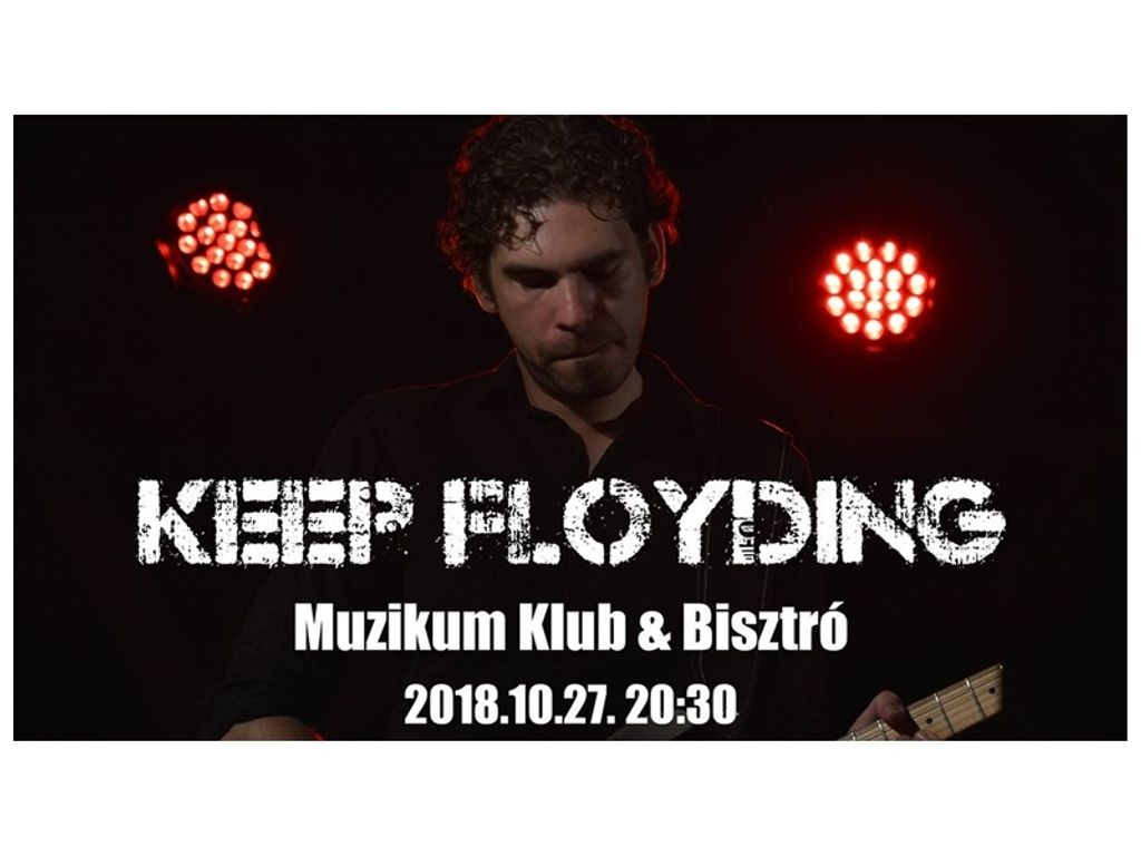 Keep Floyding · A Special Secret Night