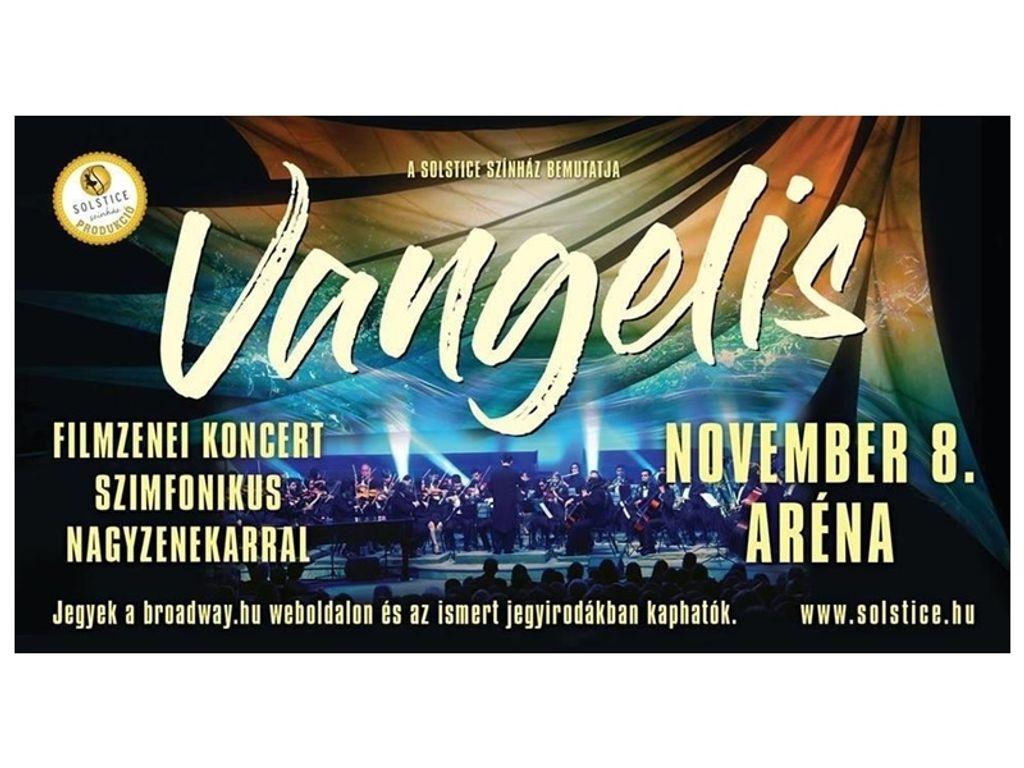 Vangelis Filmzenei koncert az Arénában