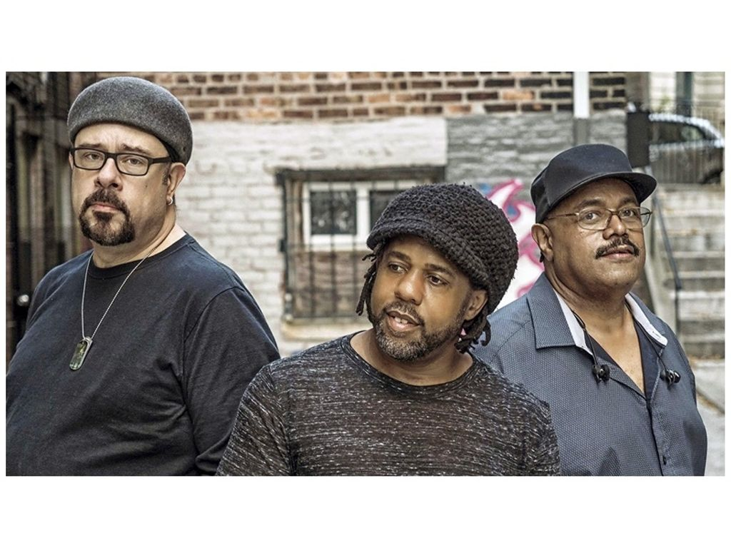 The Victor Wooten Trio...