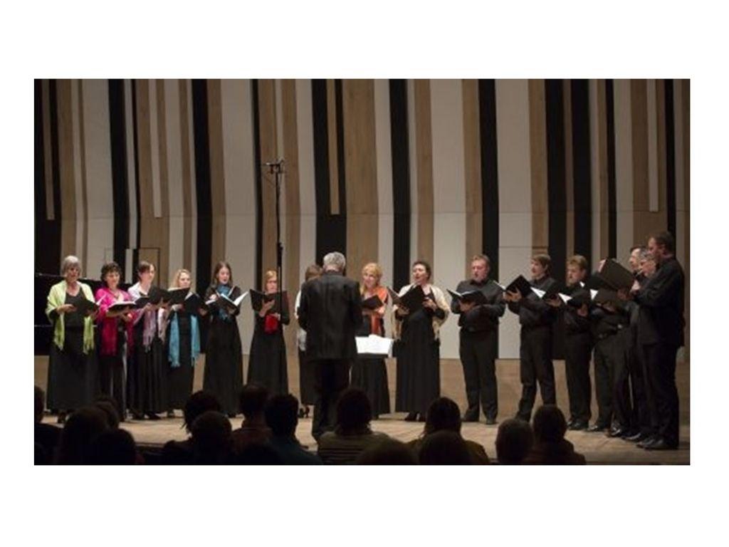 A Tomkins Énekegyüttes és a Soproni Liszt Ferenc...