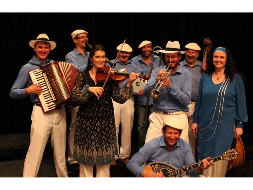 Percek tánca - Sabbathsong Klezmer Band