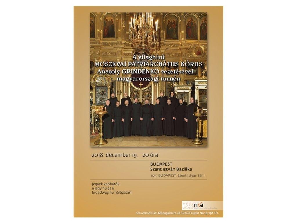 Moszkvai Patriarchátus Kórus