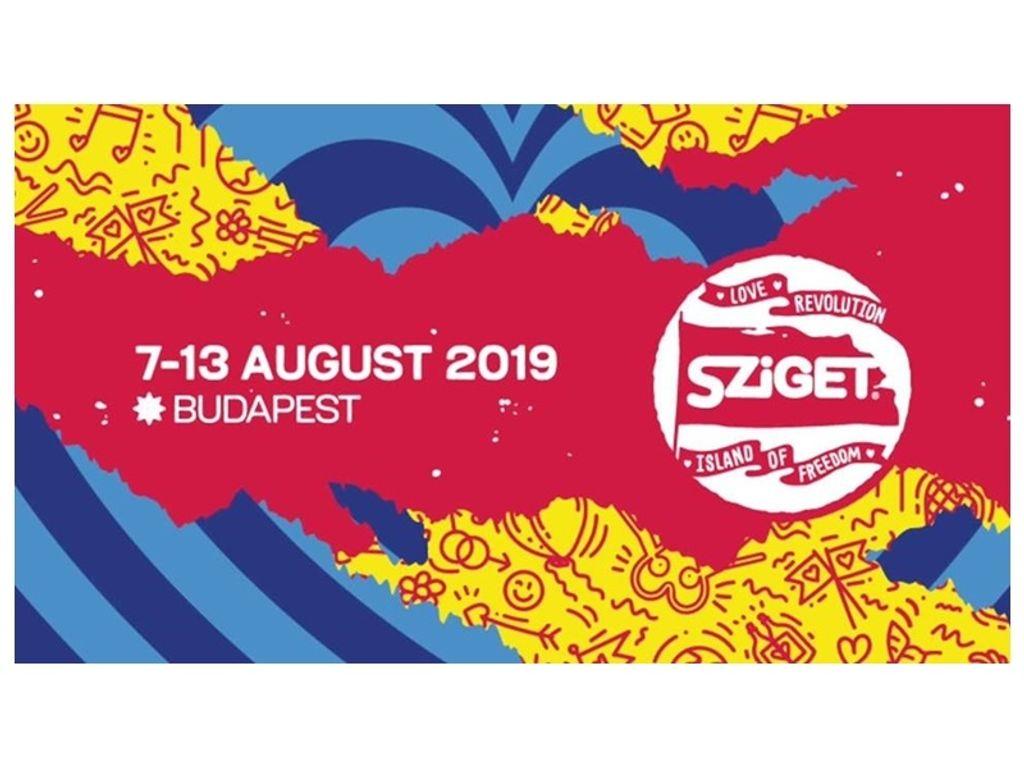 Sziget Fesztivál / PÉNTEKI NAPIJEGY - Aug. 9. (3. Nap)
