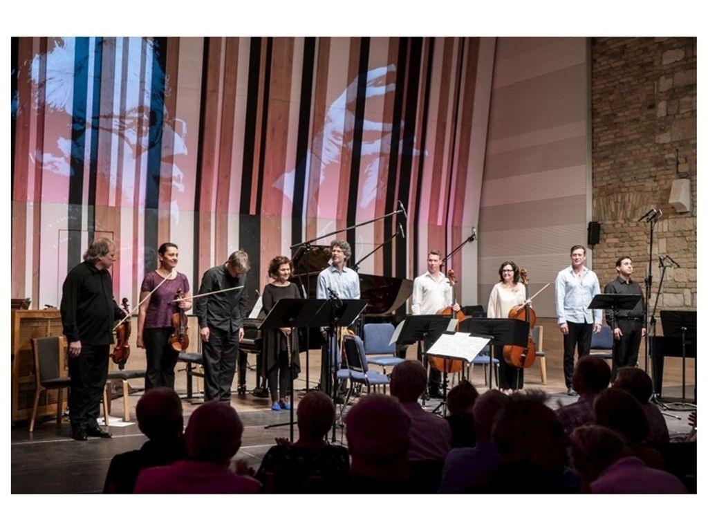 A Ligeti Ensemble hangversenye: Schönberg-est ( 3 zongoradarab / Verklärte Nacht / Pierrot Lunaire )