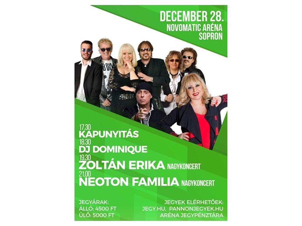 Neoton Família + Zoltán...
