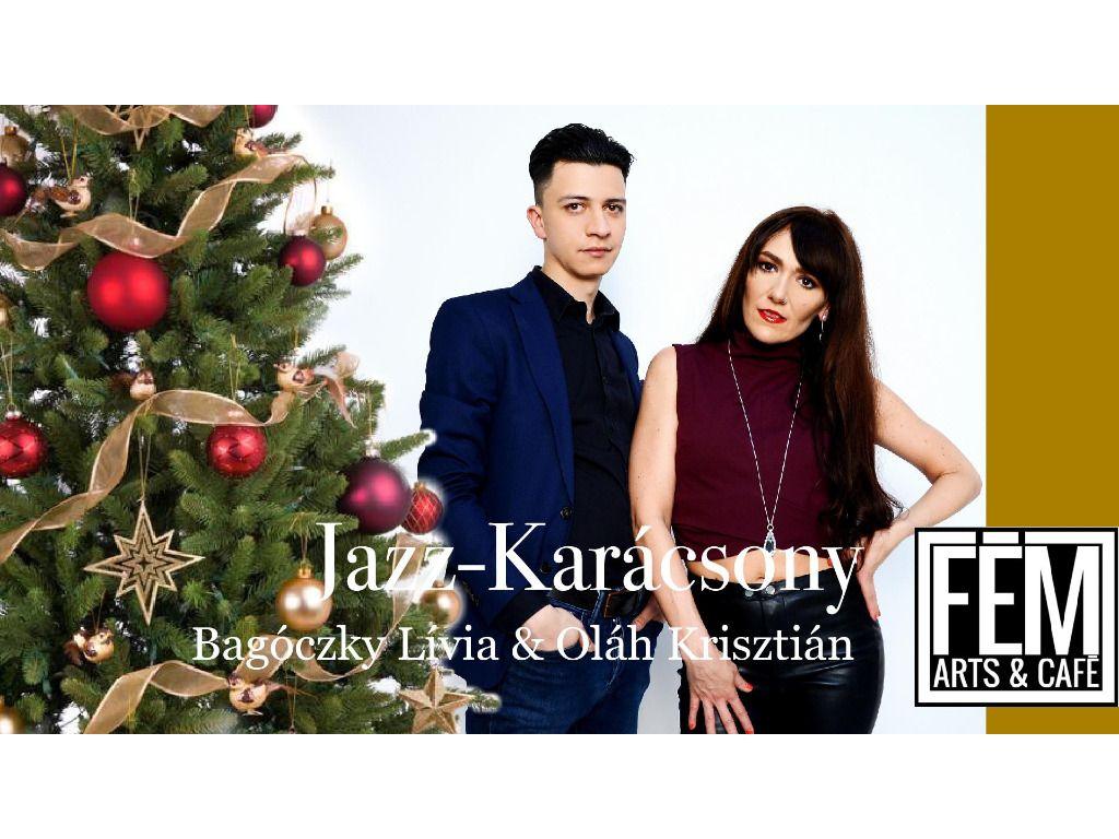 Jazz-Karácsony: Bagóczky Lívia és Oláh Krisztián
