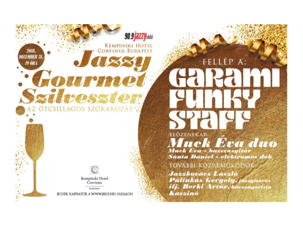 Jazzy Gourmet Szilveszter...