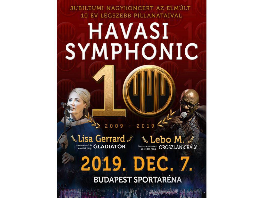 HAVASI Symphonic Aréna Show 2019