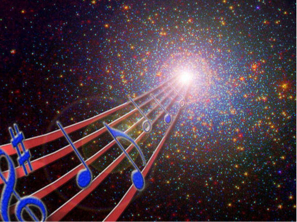 A zene univerzuma