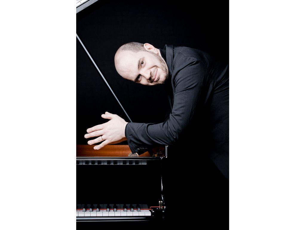 Kirill Gerstein (zongora)...