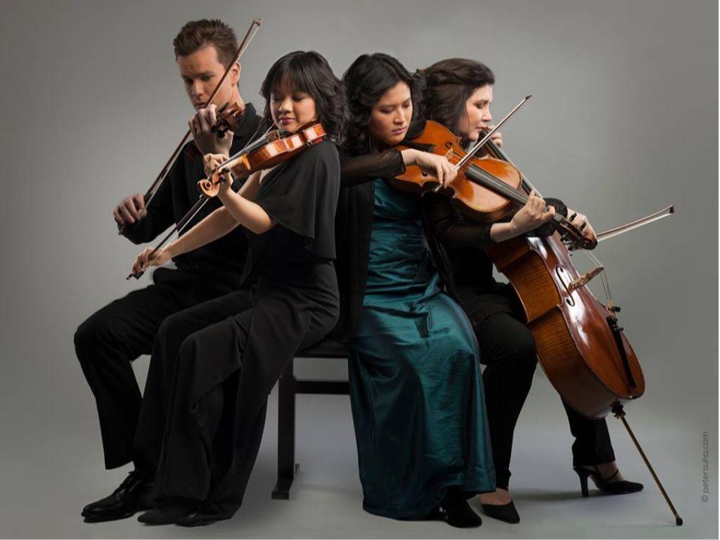 Liszt Múzeum - Matinékoncert: Miranda Liu, Borbély László és a Central European String Quartet
