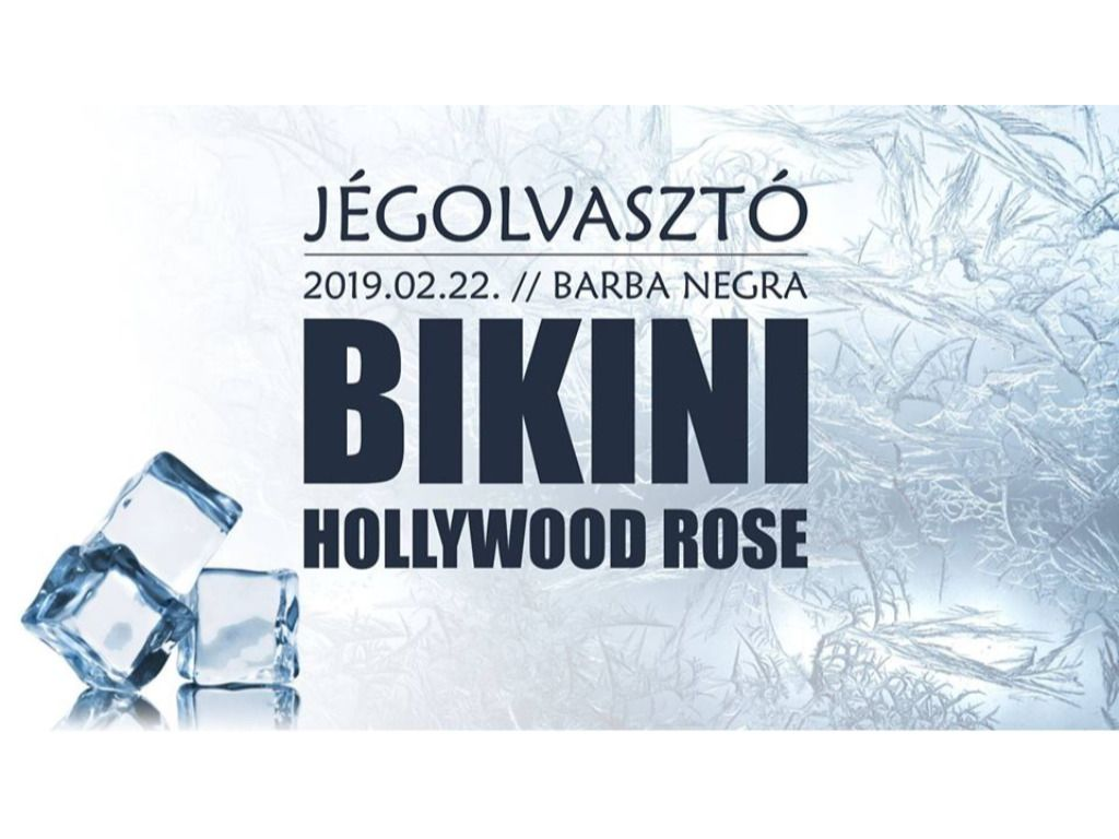 Bikini - Hollywood Rose