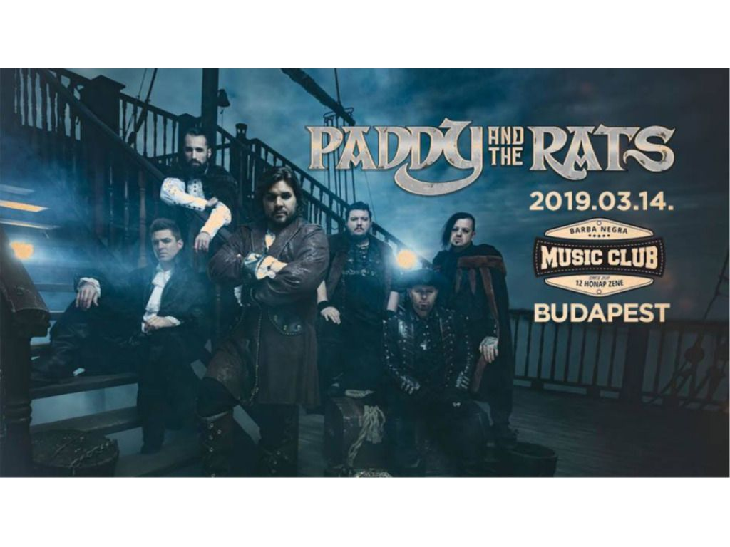 Paddy and the Rats St. Patrick Day Special