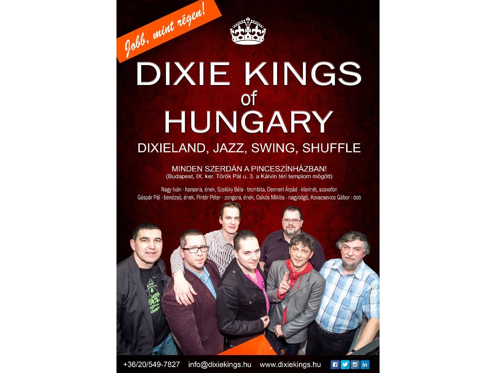 Dixie Kings of Hungary