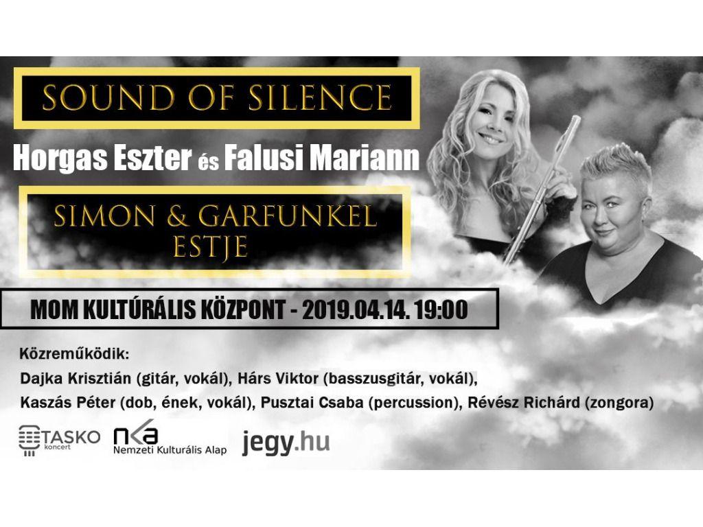 Sound Of Silence - Horgas Eszter és Falusi Mariann Simon &...