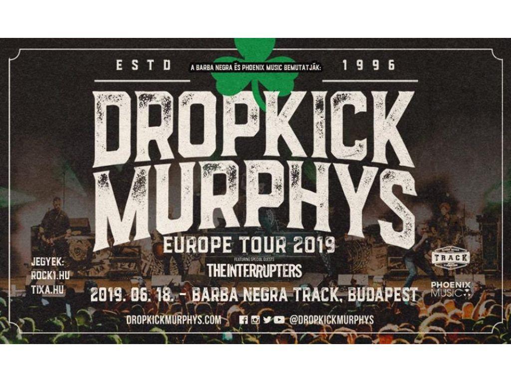 DROPKICK MURPHYS (USA) / THE INTERRUPTERS (USA)
