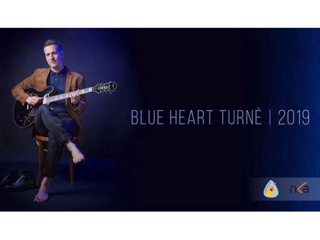 Pély Barna Blue Heart lemezbemutató
